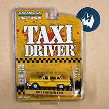 1/64 Scale 1975 Checker Taxicab (Travis Bickle's) / Taxi Driver