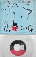 THE CURE Why Can't I Be You / A Japanese Dream  rare 45 with PicSleeve from 1987