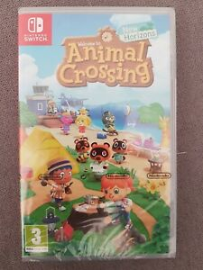 Jeu Switch Animal crossing