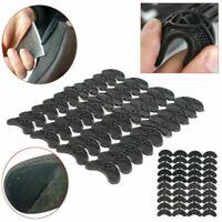Ersatz 10 Paars Gummi Sohlen Hacke Sparer DIY Schuh Pad Reparieren Anti-Slip