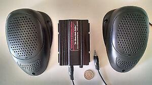 PORSCHE 356 Speedster Replica Hidden Secret iPod iPhone Stereo Audio System