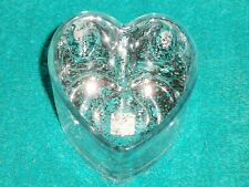 Partylite Warm Hearts Tealight Holder - Nib