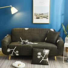 Sofa Cover Highly Elastic Couch Slipcover Skin-friendly Settee Protector NEW