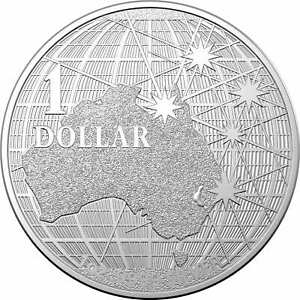 2021 Beneath the Southern Skies 1oz .9999 Silver Bullion Coin - Platypus - RAM