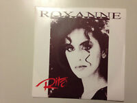 45 TOURS - RITA -  ROXANNE - sting -  MIRROR OF LOVE
