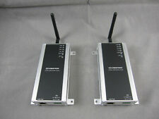 Two Crestron Cen-Erfgw-Poe with Antenna - Extended Range Rf Wireless Gateways