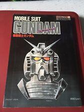 Japanese Anime Book Mobile Suit Gundam Roman 42  1981