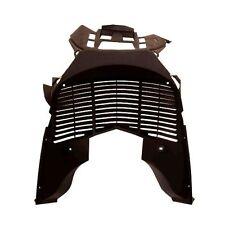Carénage / Coque de grille Radiateur  Yamaha Tmax 500  2008-2011  Noir