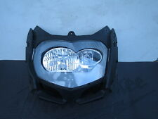 HEADLIGHT ASSEMBLY  BMW F800ST PART 63127713430 COVERING COCKPIT 46637691386