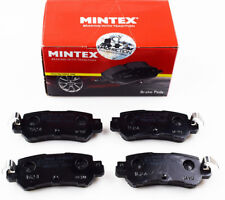 GENUINE BRAND NEW REAR MINTEX BRAKE PADS SET MDB3293 (REAL IMAGES OF THE PARTS)