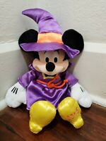 Disney Store Minnie Mouse as a Witch Halloween 2015 Plush