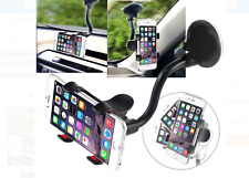Insten Universal Car Mount Suction Phone Holder For iPhone Samsung 360 Rotation