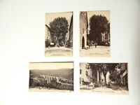 "Vence France Vtg Assorted RPPC Photo 5.5"" Postcards"