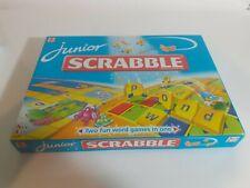 Junior scrabble board game 100% Complete Very Good Condition