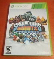 Skylanders Giants Microsoft Xbox 360 Activision Havok DemonWare Bink Video