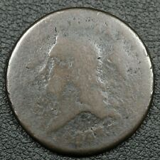 1793 Liberty Cap Copper Half Cent