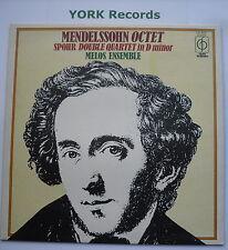 PCP 40297-Mendelssohn-OTTETTO Melos ENSEMBLE-ottime condizioni LP RECORD