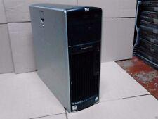 HP xw6200 Xeon 2 x 3.6Ghz Ordinateur De Bureau Tour PC Station de Travail sans disque dur no RAM