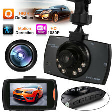 "2.7"" 1080P FHD Car DVR Front Camera Video Recorder Dash Cam USB HDMI AV Port"