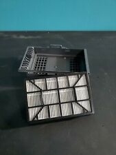 Kenmore 600 Series Bagless Canister Vacuum Filter Tray & Used Filter parts only
