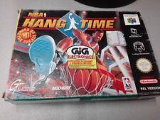 Nintendo 64 Hang Time PAL