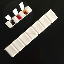 7 Day Tablet Pill Box Holder Weekly Medicine Storage Organizer Container Case 1x