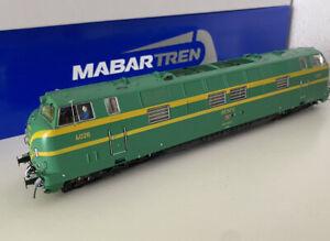 HO Mabar - ref.81581- Locomotora diesel serie 4000 RENFE