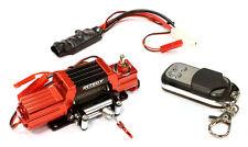 C25589RED Integy T7 Model High Torque Mega WIn. w/Remote for Scale Crawler 1/10