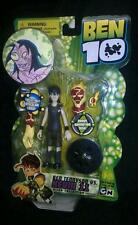 Bandai Ben 10 Kevin 11 Alien Collection Figure Series w/ Disc 1 New