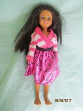 2004 Barbie Mattel Wee Three Friends Janet with sweater