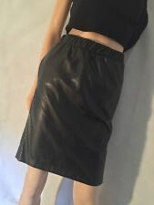 River Island Faux Leather Mini Skirts for Women