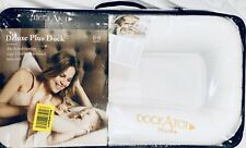 Dock-A-Tot Deluxe Plus Dock Pristine White- 0-8 Months, NEW, Sealed!