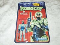Super7 ReAction Ultra Glow in the Dark GID Robocop Battle Damaged NYCC Exclusive