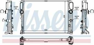 Radiator  Nissens North America  62796A