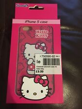 Hello Kitty Iphone 5/SE Case In Pink - Brand New
