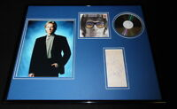 Gary Puckett Signed Framed 16x20 Greatest Hits CD & Photo Display