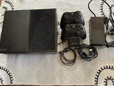 Microsoft Xbox One 500GB Spielekonsole - Schwarz