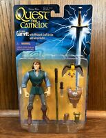 "Garrett Vintage Quest For Camelot 6"" Action Figure 1997 Hasbro 90s WB Movie"