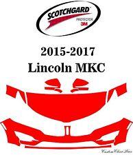 3M Scotchgard Paint Protection Film Clear Bra Kit 2015 2016 2017 Lincoln MKC