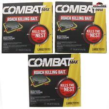 24 Roach Killing Bait Stations ~ New
