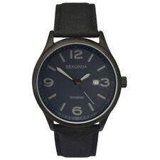Sekonda Quartz (Automatic) Brass Strap Wristwatches