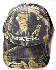 MACK TRUCK HAT Nextran Truck Centers Camo Hat/Cap Adjustable 100% Cotton >NEW<