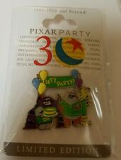WDW Pixar Party 2016 - Welcome Gift Monsters University Oozma Kappa LE 1100 Pin