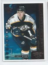 Martin Erat 2001-02 Vanguard Prime Prospects Insert Card