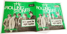 °°° THE ROLLING STONES - let's spend the night together °°° DECCA 26.105