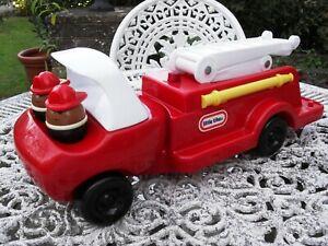 Vintage Little Tikes Fire Truck/Engine