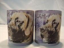 Tasse / Mug - motif chien    DOGUE ALLEMAND FAUVE OREILLES NON COUPEES