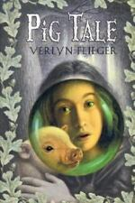 Pig Tale by Verlyn Flieger (2002, Hardcover)