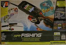 App Fishing Rod and Reel Game NIB