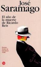El año de la muerte de Ricardo Reis / O Ano da Morte de Ricardo Reis (Spanish